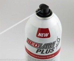 4 Cans Bedlam Plus  Bed Bug Killer Spray Kill Resistant Bed Bugs and Their Eggs image 2