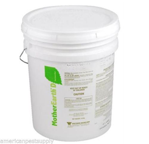 MotherEarth D  100% Diatomaceous Earth BedBugs Powder Bed Bug Dust 10 Lbs