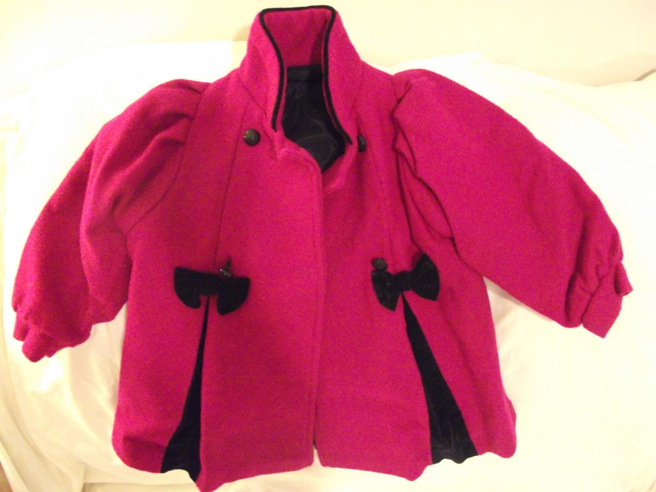 Toddler 3T dress coat