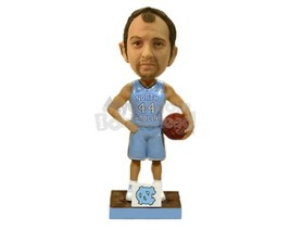 Custom Bobblehead Nba Basketball Player Ready For The Game - Sports & Ho... - $76.00