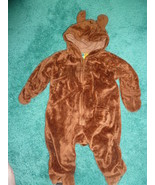 CHILD BASS PRO SHOP FUR REINDEER HALLOWEEN COST... - $15.00