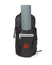 Yoga Mat Backpack Carrier Bag Straps Towel Water Bottle Phone Wallet Lap... - $34.64