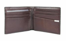 Calvin Klein Ck Men's Leather Key Fob Bifold Wallet Keychain Gift Box Set 79535 image 3
