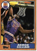 Basketball Card- Armon Gilliam 1993 Topps Archives #90 - $1.00