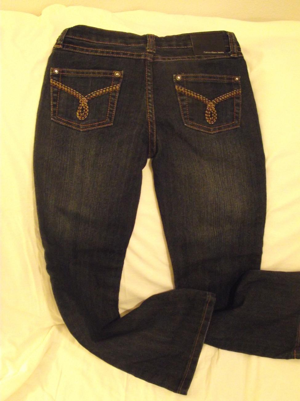 Calvin Klein size 8 Jeans