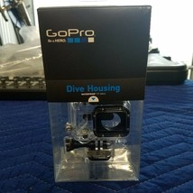 NIB GoPro Dive Housing waterproof for Hero 4 Hero 3 Hero 3+ - $74.25