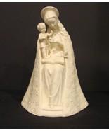 """Vintage Goebel Porcelain, Hummel  """"Flower Madonna"""" With Child - $180.00"""