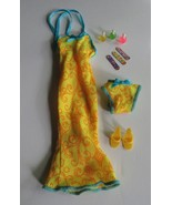 Barbie Doll Fashion Avenue 2000 Charm Outfit 26110 Rise and Shine - $0.00