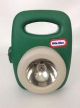 Vintage 1990's Little Tikes Sturdy Handle Flashlight  Lantern w/ Batteri... - $19.55