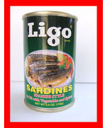 4 CANS SPANISH STYLE SARDINES IN OIL WITH VEGETABLE & SPICES - $12.29