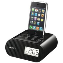Sony ICF-C05IP 30-Pin iPhone/iPod Clock Radio Speaker Dock with AC Power... - $36.54 CAD