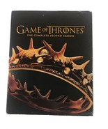 Game of Thrones The Complete Second 2nd Season (Blu-ray Disc 2014, Disc ... - $16.83
