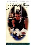 Breakfast at Tiffany's - Audrey Hepburn, George Peppard - VHS Widescreen... - $1.37