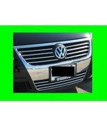 VOLKWAGEN VW EOS 2007-2009 CHROME GRILLE GRILL KIT 2008 07 08 09 - $30.00