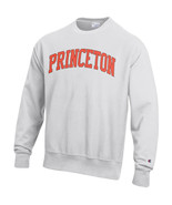 Classic Champion Princeton Collegiate Hoodie in Sz X-Small in White - $24.74