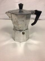 Vintage Pezz Ital Express Stovetop Coffee Espresso Maker Italy - $14.84