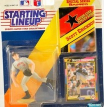 Scott Erickson Minnesota Twins Starting Lineup MLB Action Figure NIB NIP... - $13.36
