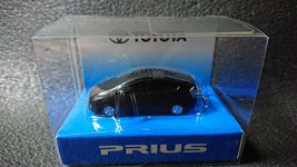 TOYOTA PRIUS  LED Light Keychain Black Pull Back Mini Car Not sold in stores - $24.95