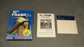 Commodore 64: 10th Frame Pro Bowling [w/ Box & Manual] - $12.00