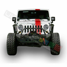 Full Body Stripe Graphing racing rally sticker for Jeep Wrangler JL 2018 2019 - $73.58
