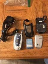 LG VX5200 Cell Phone - $97.89