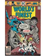 World's Finest Comic Book #241, DC Comics 1976 VERY FINE- - $8.79