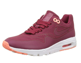NIKE AIR MAX 1 ULTRA MOIRE WOMEN'S RUNNING WALKING SHOES NOBLRE RED 7049... - €70,72 EUR