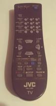 JVC RM-C255 Remote Control - $7.59