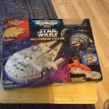 1995 Star Wars Micro Machines Millennium Falcon Miniature Playset New Sealed HTF - $158.95