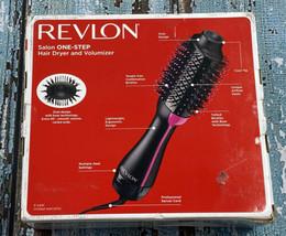 Revlon One-Step Hair Dryer & Volumizer Hot Air Brush Pink - $39.59