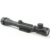 3 - 9 X 40EG 3 - 9 Times With Fish Bone Zoom Gun(BLACK) - $138.53