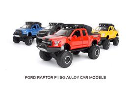1:32 Ford Raptor F150 Pickup SUV Monster Metal Diecast Car Red/Black/Blu... - $19.99