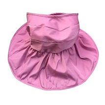 PANDA SUPERSTORE Wide Large Brim Sun Protection Hat for Women Travel Str... - $24.25