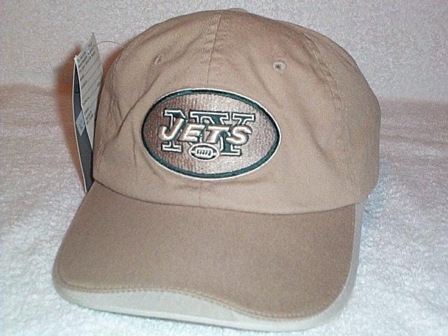 NEW YORK JETS HAT - NFL CAP - FLEXFIT