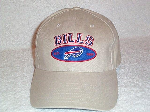 BUFFALO BILLS HAT - NFL CAP