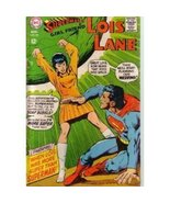 Superman's Girl Friend Lois Lane #85 Comic Book 1968 When Lois Was More ... - $24.99