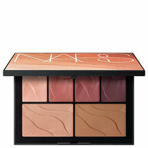 Nars Hot Nights Limited Edition Face Palette 4 eyeshadow highlighter bronzer NIB - $62.99