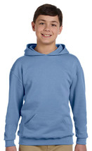 Jerzees Youth Fleece Pullover Hoodies - 996Y - Light Blue - $13.61