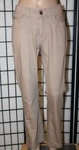"LEE RIDERS Women's Size 10P Petite Tan Brown Boot Cut Stretch Pants 29"" ... - $26.11"