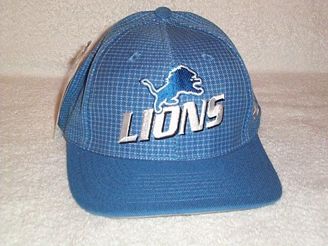 VINTAGE DETROIT LIONS HAT - NFL CAP