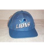 VINTAGE DETROIT LIONS HAT - NFL CAP - $15.95