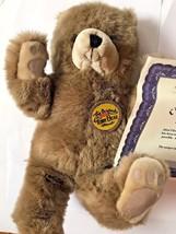 The Ideal Toy Company The Original Teddy Bear 101 Collector's Edition Teddy Bear - $39.59