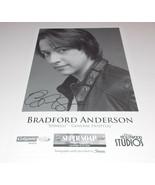 Bradford Anderson Autograph Reprint Photo 9x6 General Hospital 2008 Spin... - $9.99