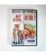 My Girl and My Girl 2 Double Feature DVD - Dan Aykroyd - Jamie Lee Curti... - $8.99