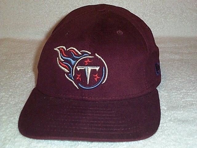 TENNESSEE TITANS HAT - NFL CAP