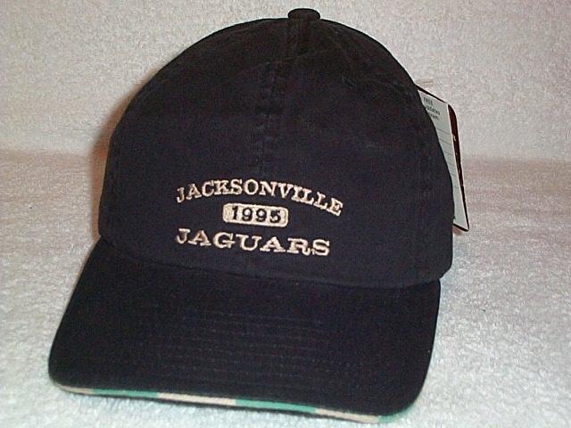 JACKSONVILLE JAGUARS HAT - NFL CAP