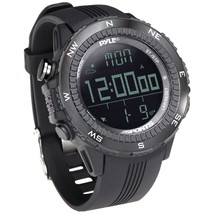 Pyle Pro Digital Multifunction Active Sports Watch (black) PYLPSWWM82BK - $61.92