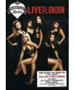 Pussycat Dolls Live From London - concert on DVD - $9.99