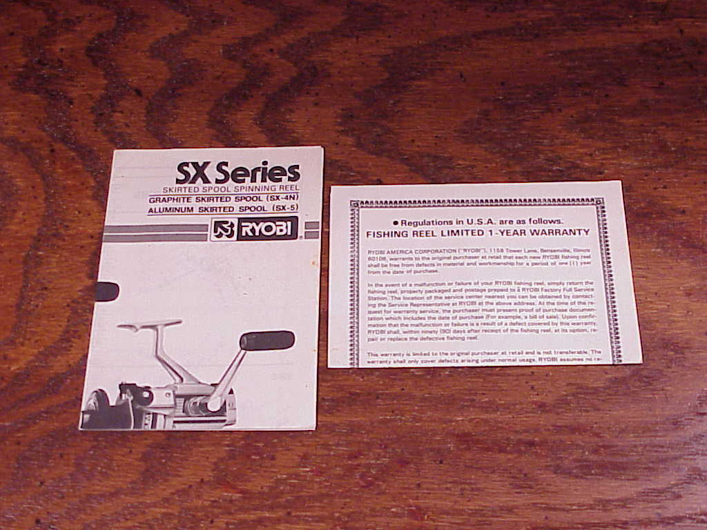 ryobi sx series skirted spool spinning and 50 similar itemsPenn Reel Parts Diagram In Addition Shakespeare Reel Parts Diagram #13