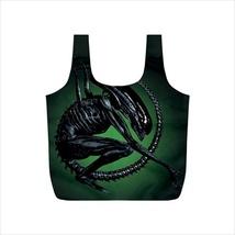 Recycle Bag alien horror work gym grocery handbag - $18.00+